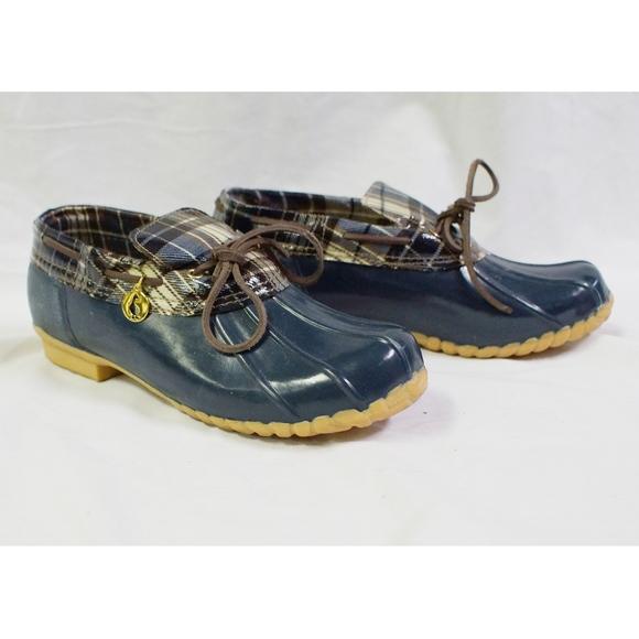 ca7c3090b96 Sporto Original Duck Boot Patty Loafers. M 5c8466733c98446b496ca744